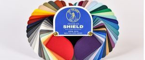 14 New Colours Yeoman Shield Protection Colour Swatch