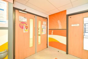 Pinderfields Lifecycles Wall Protection Panels Imagery CNC