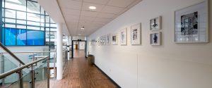 Yeoman Shield Wall Protection Panels Oldham School