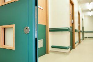 door edge protectors, door protection panels, guardian handrail, ultra 60 rail