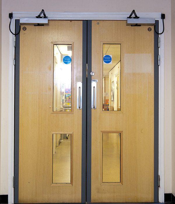 Door Edge Protectors From Yeoman Shield