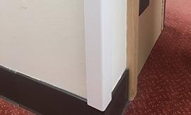 Corner Protection Angle