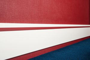 Protection Rail Contra Strip Hessian Ex Wall Protection Panels