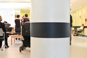 protection strip column protection