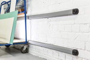 Rub Rail Heavy Suty Wall Protection
