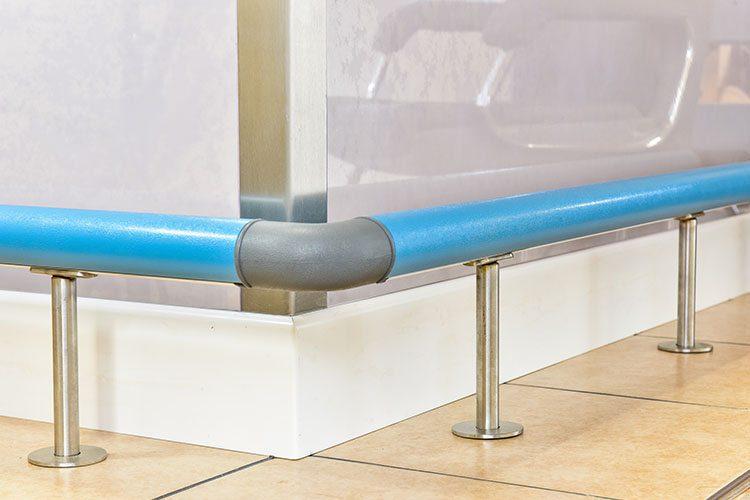 foot rails 6