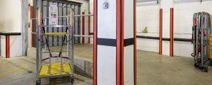 Heavy Duty Rubber Corner Protection Angle HD100