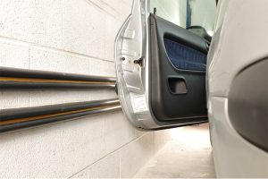 Yeoman Shield Heavy Duty Rubber Protection Midi Fender