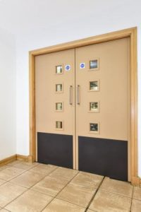 Yeoman Shield Fire Rated Door Protection