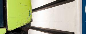 Yeoman Shield Heavy Duty Rubber Protection D Fender