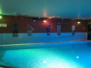 Swimming Pool Wall Protection