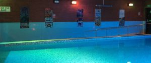 Care Centre Swimming Pool Wall Protection