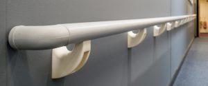 Macmillan Academy Guardian 50mm handrail