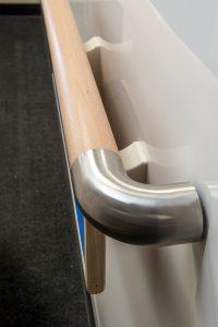 Dual Premier Handrail Hand Rail