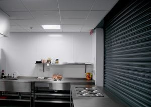 Smooth Wall Protection Panels Sheet Cladding Kitchen Hygienic