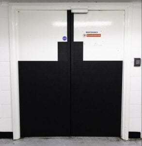 Cardiff Motorpoint Arena Fire Door Protection