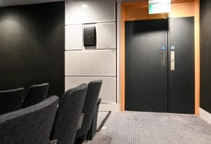 Royal Armouries Door Protection Conference Room