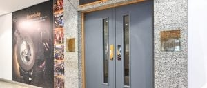 Royal Armouries Door Protection The Bury Theatre