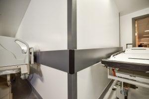 Yorkshire Hospital Corridor Beds