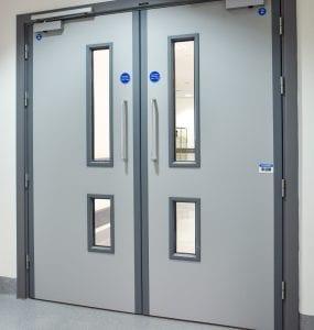 Lifecycle Fire Door Protection Full Door 1